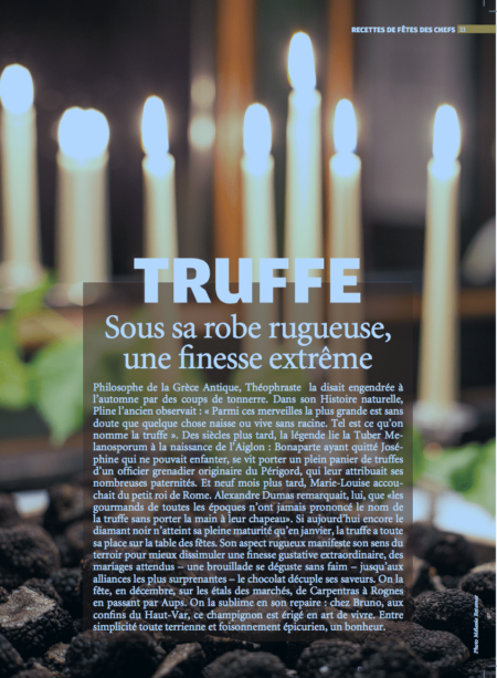 Magazine A Table 1